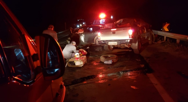 Oito pessoas morrem nas rodovias federais em Minas Gerais no feriado da Independência
