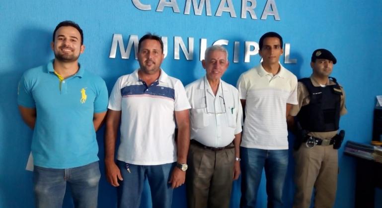 Recém-criado Conselho Municipal de Segurança Pública de Lagoa Formosa elege diretora