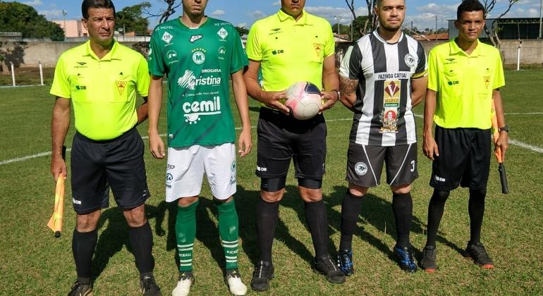 Regional tem empate do Santa Cruz em Lagoa Formosa e derrota do Mamoré em Presidente Olegário