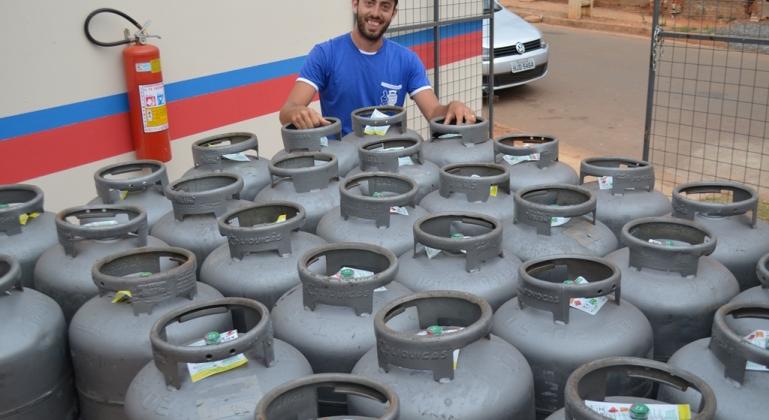 Vinição Gás ganha credibilidade e garante satisfação aos clientes em Lagoa Formosa