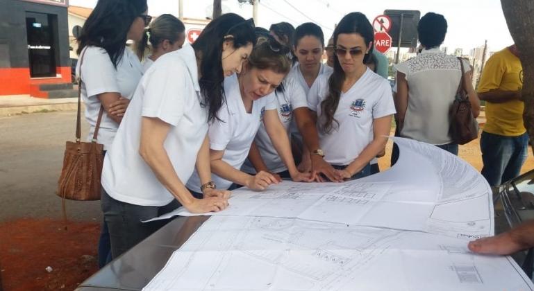 PELLUZO: moradores não querem construção de Centro Especializado de Reabilitação no bairro