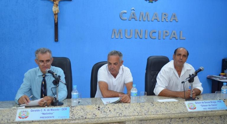 Com transmissão ao vivo pelo facebook Câmara Municipal de Lagoa Formosa realiza 32ª reunião ordinária