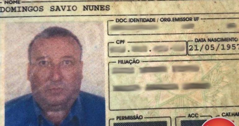 Idoso de 61 anos morre vítima de acidre na MG 235 no município de São Gotardo