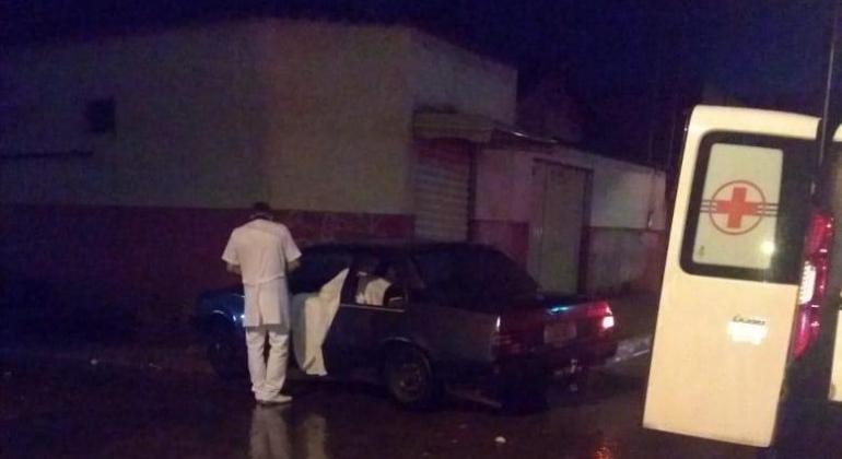 Silvestre Stalonny é assassinado na Avenida Estados Unidos em Serra do Salitre