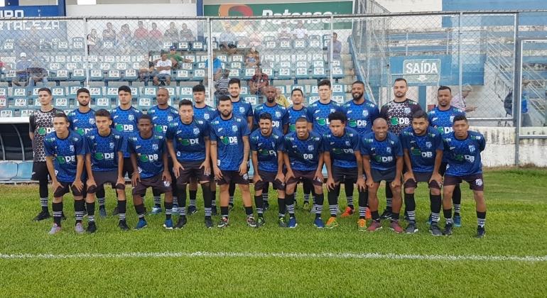 Com novidades a equipe da URT inicia a pré-temporada 2019