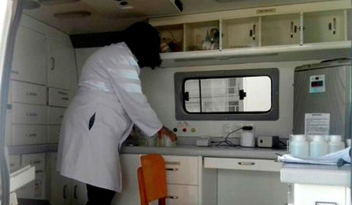 Funasa diz que Hospital Municipal de Lagoa Grande está usando água contaminada