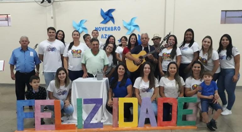 PSF Alzira Borges de Lagoa Formosa realiza palestra Novembro Azul