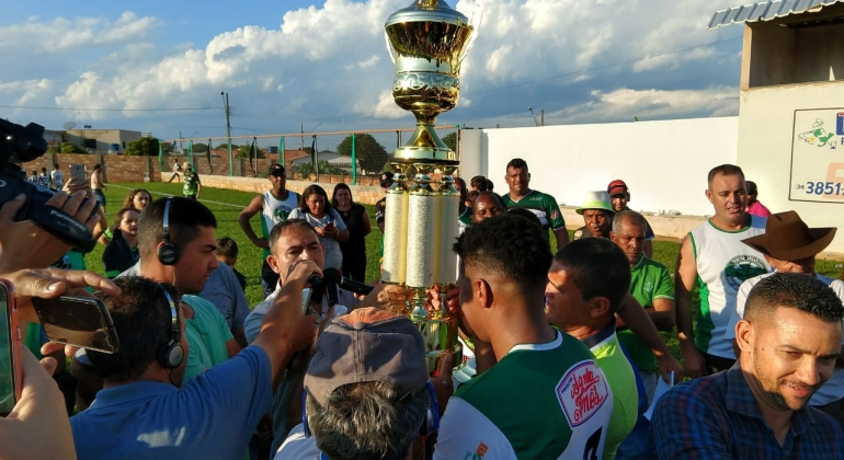Niterói conquista o  3º título do campeonato do Regional 2018