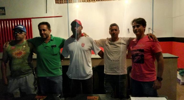 Santa Cruz Esporte Clube de Lagoa Formosa elege nova diretoria