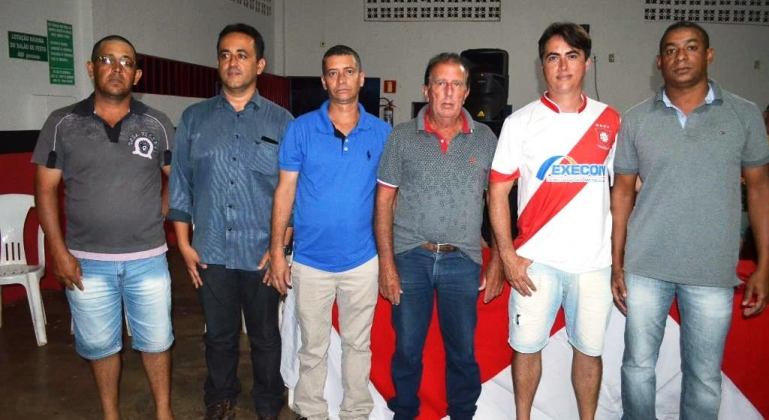 Santa Cruz de Lagoa Formosa empossa nova diretoria para o biênio 2019/2020