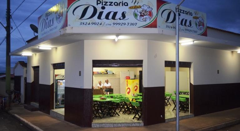 Pizzaria Dias cai no gosto da população de Lagoa Formosa e já é sucesso na cidade