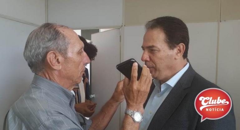 Entrevista: Ruy Muniz minimiza crise no Hospital São Lucas de Patos de Minas
