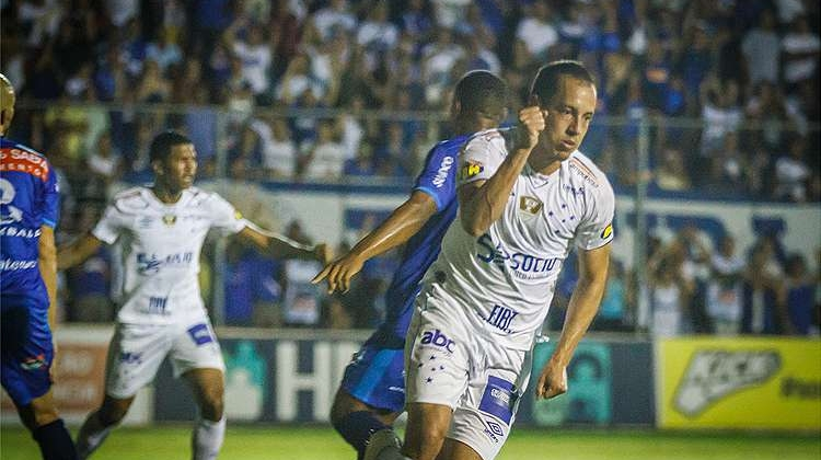 URT segura o Cruzeiro e arranca empate heroico na cidade de Patos de Minas