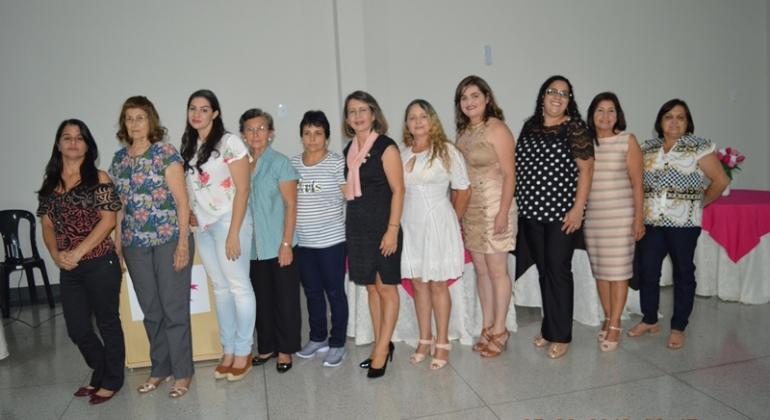 Mulheres em destaque: casa da amizade de lagoa formosa realiza homenagem para mulheres cuidadoras