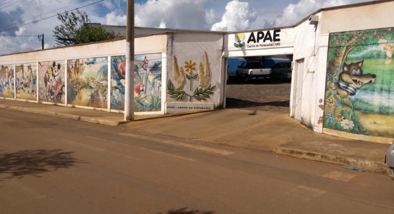 Direção da APAE de Carmo do Paranaíba renuncia e pais de alunos denunciam precariedade