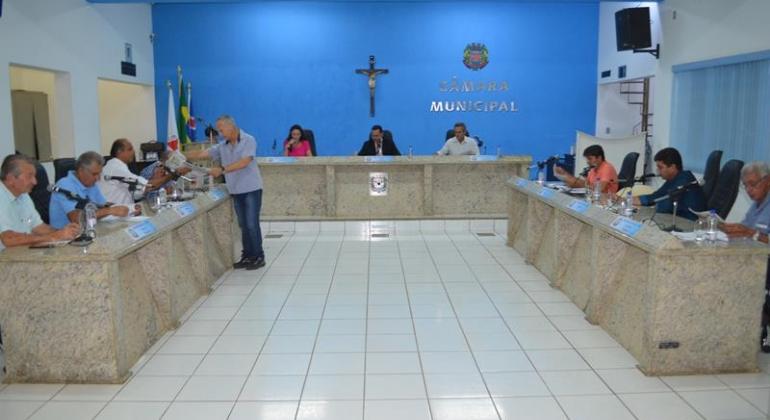 Vereadores de Lagoa Formosa realizam 6ª reunião ordinária de 2019