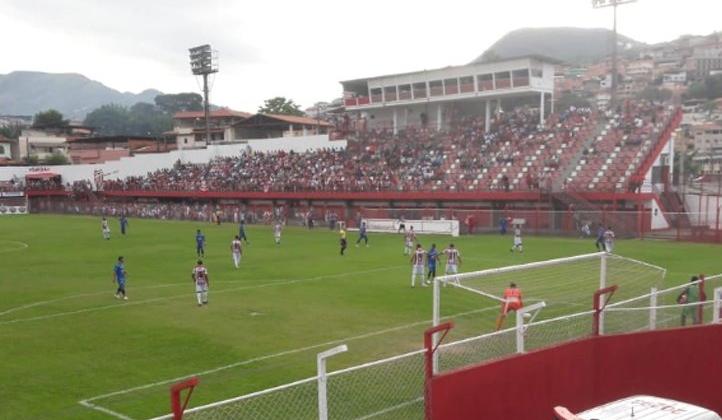 URT perde em Nova Lima e corre riscos de ser rebaixado para a segunda divisão