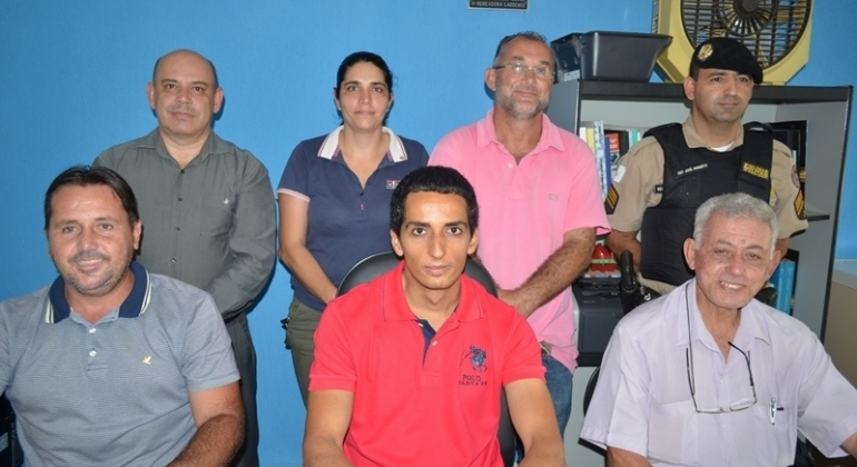 Regimento interno do Conselho Municipal de Segurança Pública de Lagoa Formosa é aprovado