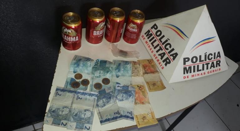PM de Lagoa Formosa prende suspeitos por praticar direção perigosa sob efeito de álcool e drogas