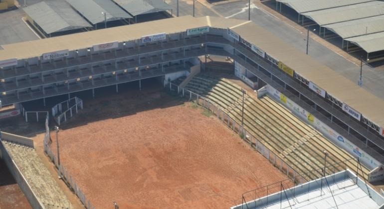 Arena do Parque de Exposições de Lagoa Formosa será monitorada durante a Festa do Feijão