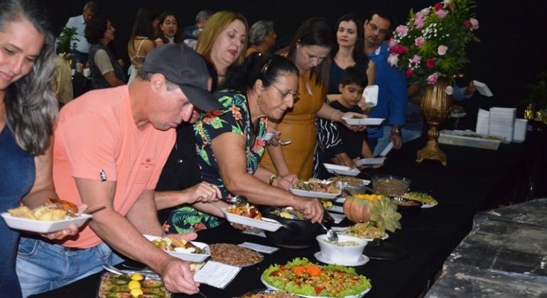 População de Lagoa Formosa participa do 35º Festival de Pratos Típicos com Feijão