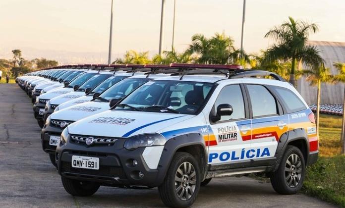 Governador entrega 625 viaturas para a PM de 494 municípios; Lagoa Formosa é contemplada