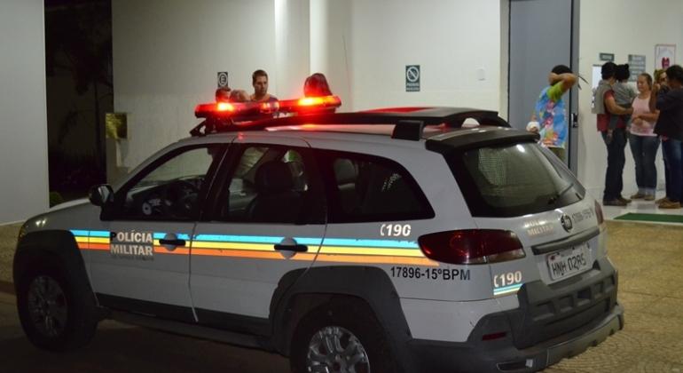Jovem de 17 anos é esfaqueado em Folia de Reis no município de Lagoa Formosa