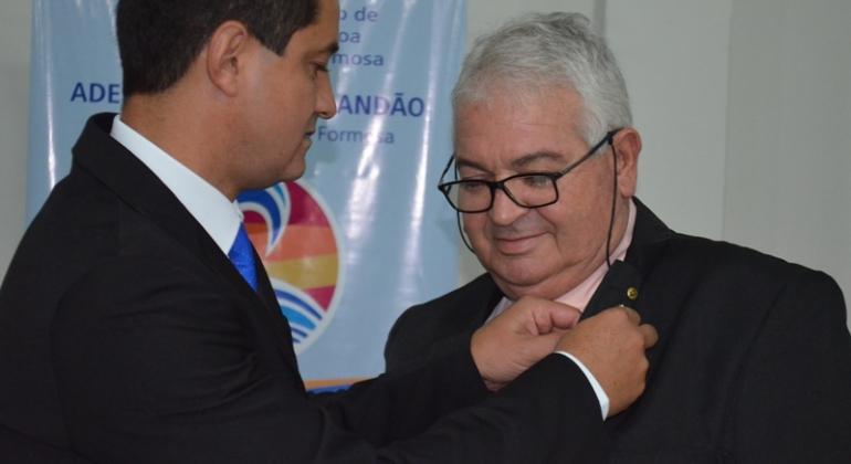 Rotary Club de Lagoa Formosa e Casa da Amizade empossam Conselho Diretor para o ano Rotário 2019/20