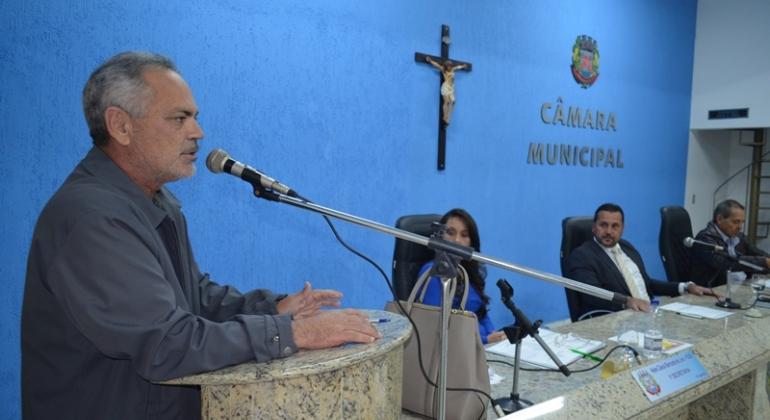 Em reunião extraordinária vereadores de Lagoa Formosa votam projeto que prevê construção do hospital