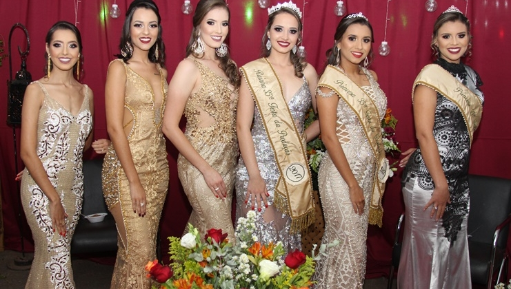 Festa da Produção de Presidente Olegário tem início com Pratos Típicos e coroação da Rainha