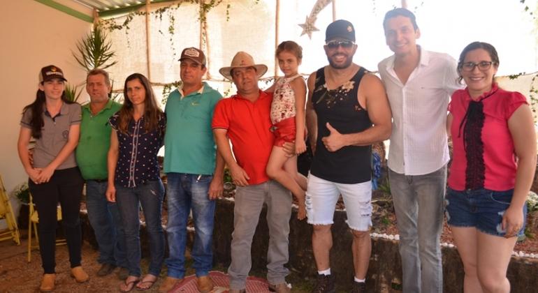 Dupla Pedro Paulo e Mateus se apresenta nesta sexta (13) na Folia de Reis de Campo Alegre