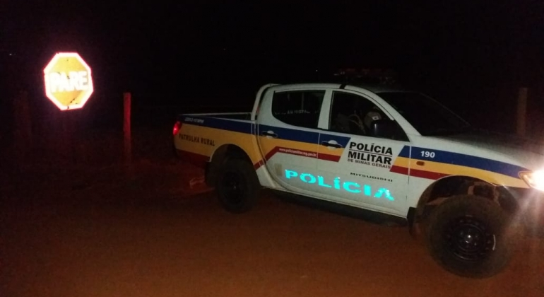 Polícia Militar de Lagoa Formosa intensifica patrulhamento rural