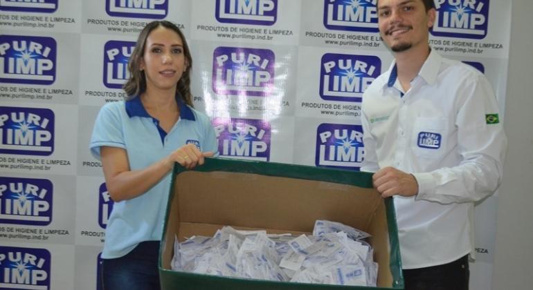 PURILIMP realiza sorteio de Festival de Prêmios e comemora com confraternização