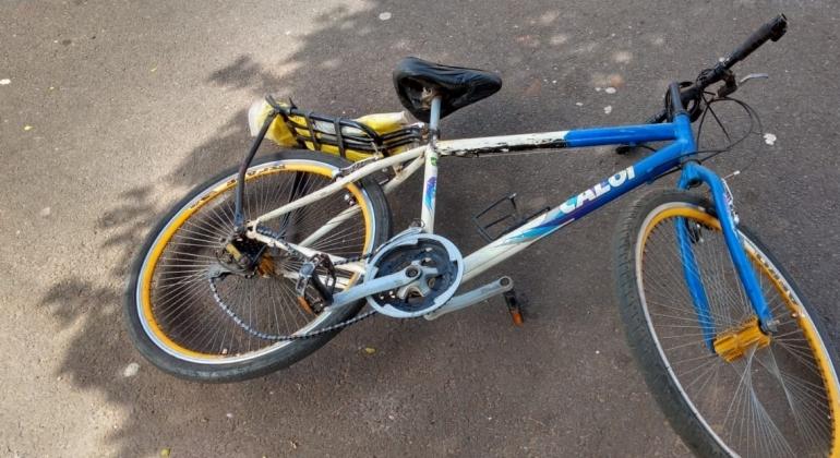 Acidente: ciclista de Patos de Minas não resiste aos ferimentos e morre no hospital