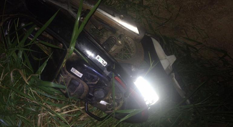 PM recupera motoneta furtada no Bairro Babilônia em Lagoa Formosa e prende autor