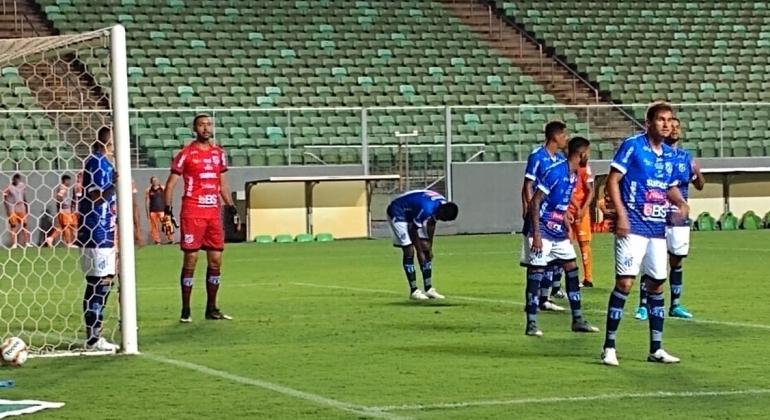 URT inicia Campeonato Mineiro de 2020 com empate em Belo Horizonte