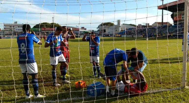 URT vence Patrocinense no primeiro jogo em casa pelo Campeonato Mineiro de 2020