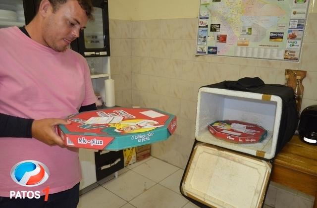 Pizzaria Dias de Lagoa Formosa altera atendimento aos clientes durante quarentena