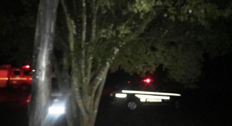 Motorista de carreta morre em acidente na BR-365 próximo a curva dos Moreiras