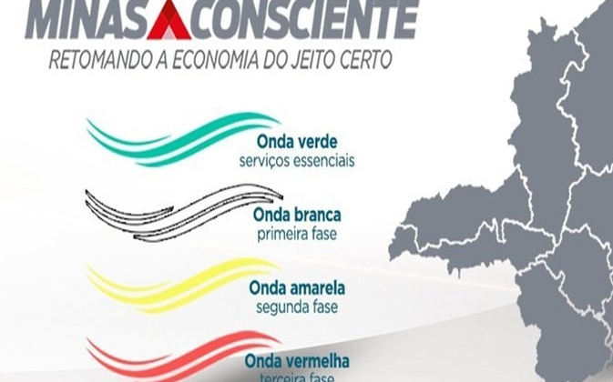 Minas Consciente: Macrorregião de Patos de Minas regride e apenas comércios essenciais poderão funcionar