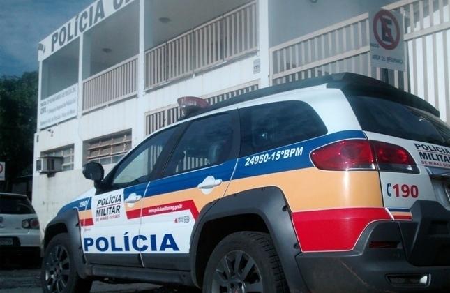 Crianças  de 1 e 2 anos são encontradas na rua em Patos de Minas e PM localiza pais dormindo
