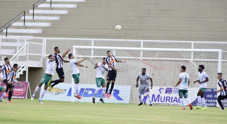 Mamoré vence a primeira partida no Módulo II do Campeonato Mineiro de 2020