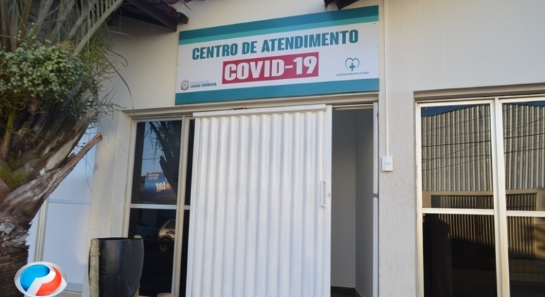 Centro de Atendimento para Enfrentamento à COVID-19 de Lagoa Formosa é desativado