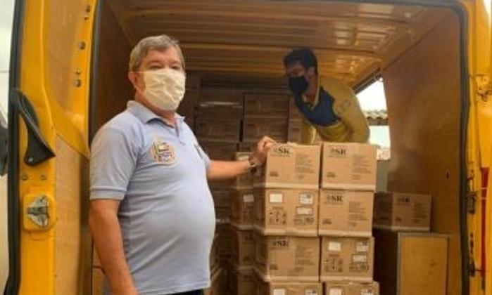 Covid-19: seringas agulhadas chegam a Patos de Minas, e cidade está pronta para vacinação