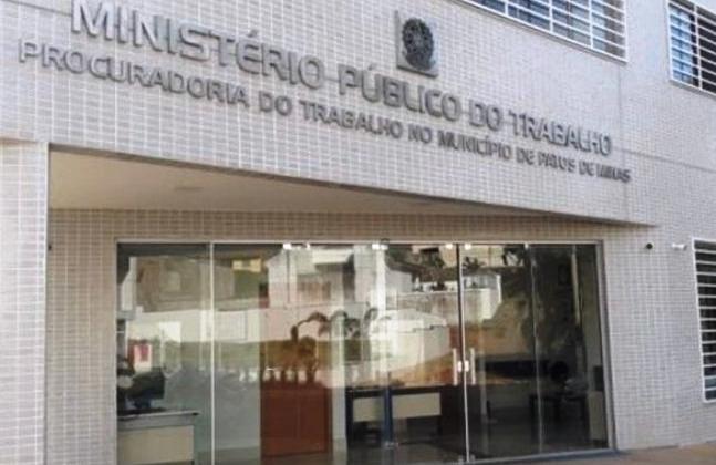 TACs firmados em 2020 em Patos de Minas equivalem a 40% das denúncias recebidas