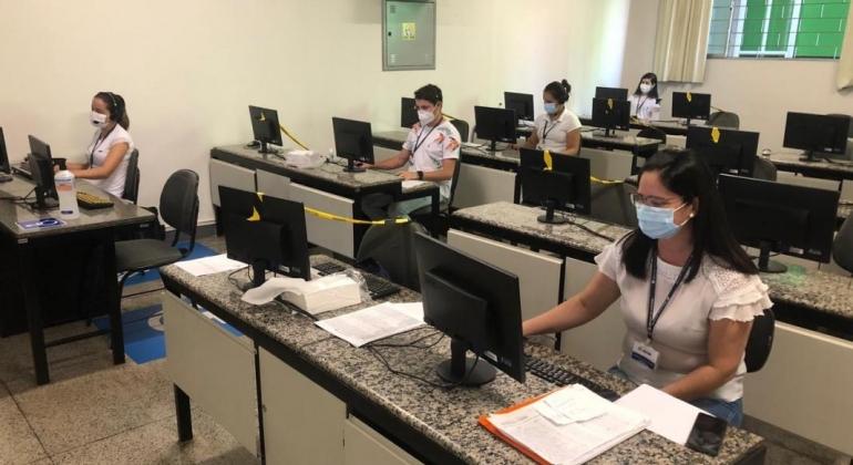 Casos positivos de COVID-19  em Patos de Minas são monitorados remotamente