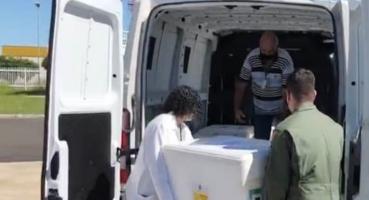 Lagoa Formosa já recebeu 8.106 doses de vacina para combater a COVID-19