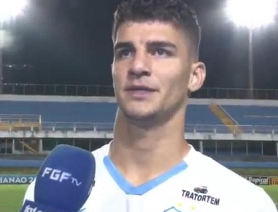 Jogador de Lagoa Formosa se destaca no futebol goiano e joga final do campeonato do estado