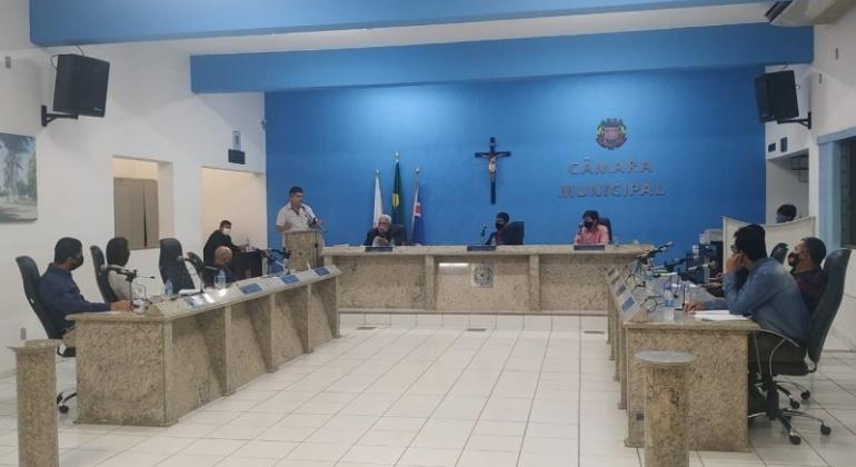 Lagoa Formosa: Projeto de Lei que altera a contribuição dos servidores ativos e inativos do SIBELF é aprovado pela maioria dos vereadores
