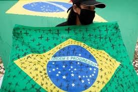 Estudo mostra que Brasil teve 211 mil mortes a mais do que o esperado para o começo de 2021